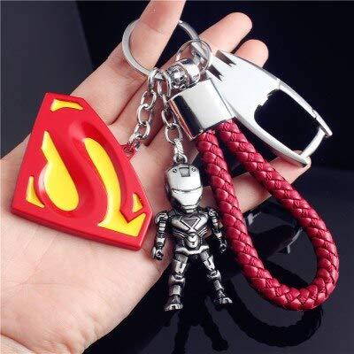 Audree Llavero de Spiderman de Iron Man de Los Vengadores ...