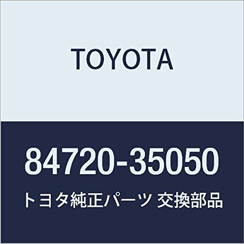 Toyota 84720-35050 Pattern Select Switch Assembly