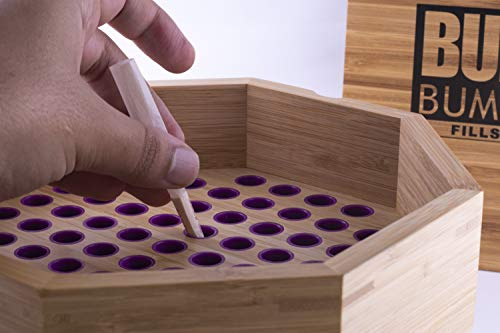 Buddies Bump Box Filler for 1 1/4 Size Cones - Fills 76 Cones Simultaneously by Buddies (Image #2)