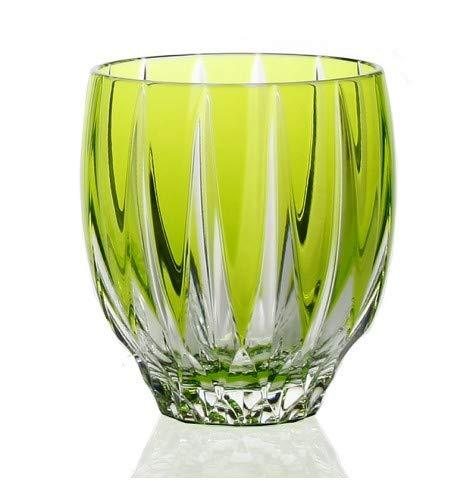 William Yeoward Vita Tumbler Double Old Fashioned Green