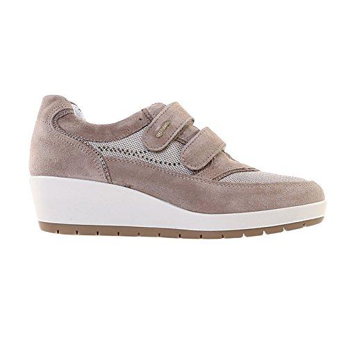 Beige IGICO Mujer 11438 DRT Zapatos nbsp;Visón qxUFfwA