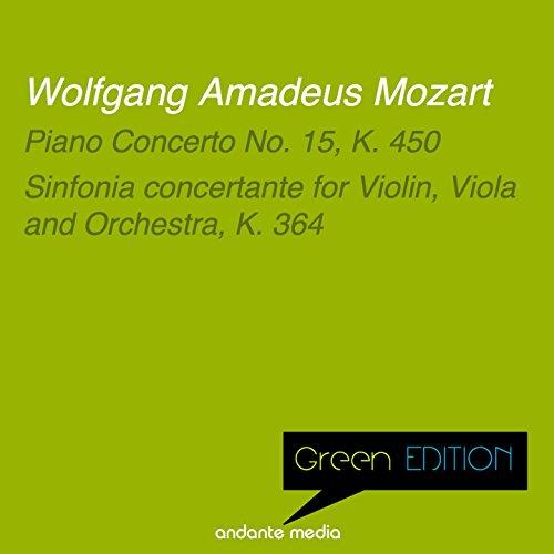 Sinfonia concertante for Violin, Viola and Orchestra in E-Flat Major, K. 364: III. (Concertante Viola)