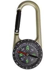 Cao Camping karabijnhaak met kompas