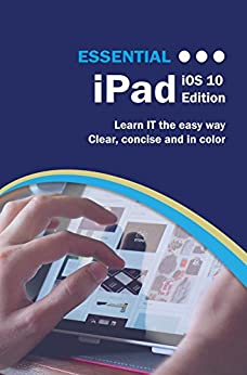 Essential iPad iOS Computer Essentials ebook product image