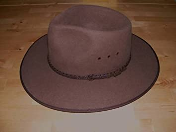 bfa7424f1b1 Image Unavailable. Image not available for. Colour  Akubra Cattleman Hat  Fawn size 61
