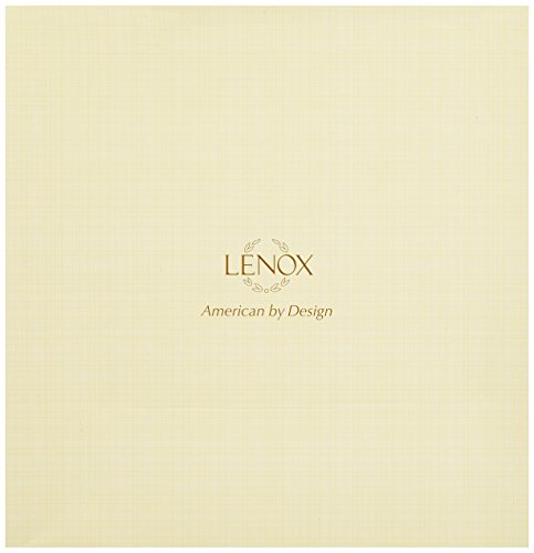 Lenox Winter Greetings 16'' Oval Platter,Ivory, Gold by Lenox (Image #1)