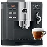 Jura Impressa S9 Classic Black One Touch Espresso Coffee Machine (Certified Refurbished)