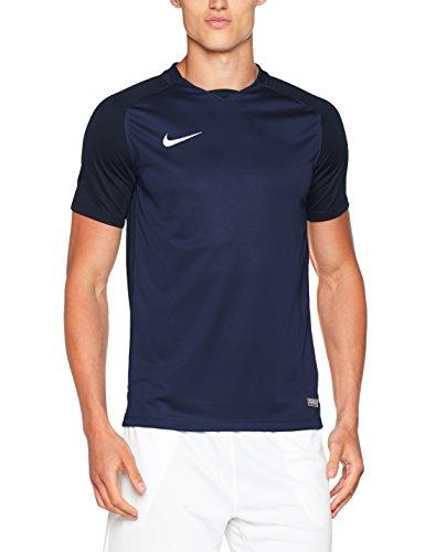 Obsidian Nike Jsy bianco midnight Trophy Iii Dry dark Uomo Blu grigio Maglietta Navy qHPxHtw
