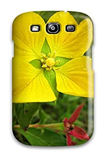 Scott Duane knutson's Shop Galaxy S3 Case Bumper Tpu Skin Cover For Yellow Flowers Accessories 1758761K91875838
