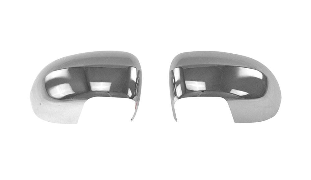 MaxMate Fit 2007-2016 Jeep Compass Chrome Mirror Cover