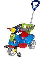 Carrinho De Passeio Ou Pedal Infantil Triciclo Avespa - Maral - Colorido