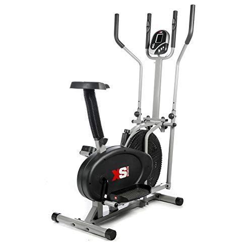 Pro XS Sports 2-in1 Elliptical Cross Trainer...