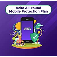 Acko 1-year Total Damage Protection for Honor 7X and Moto G5s Plus