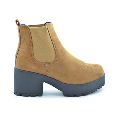 Shoes Leather 113647 Suede Women's Benavente nq16Txwf1F