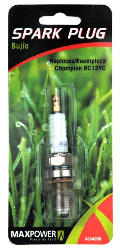- Maxpower 334058 Spark Plug For Riding Mowers NGK BKR5E Champion RC12YC Autolite 3924