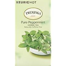 Twinings Peppermint Tea, Keurig K-Cups, 24 Count