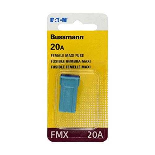BP//FMX-50-RP Red 50 Amp Female Maxi Fuse Bussmann