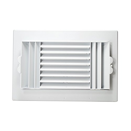 Deflecto Ceiling Register, 10
