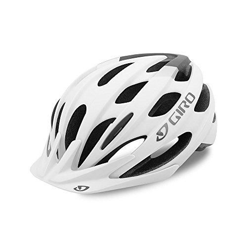 Giro Revel Cycling Helmet Matte White/Grey Universal Adult (54-61 cm)
