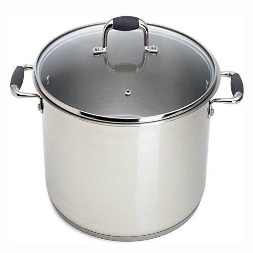 Pauli Cookware Never Burn Stock Pot (16 Quart)