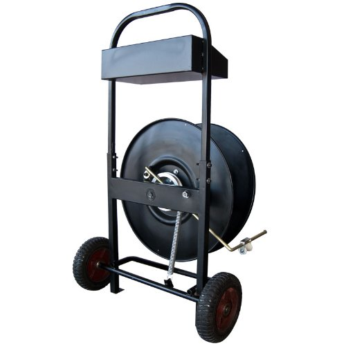 JORESTECH Industrial Strapping Cart 8 to 9 Inches Core