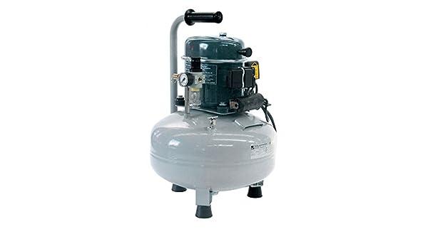 Compresor de aire silencioso Sil-Air 50/24 Werther: Amazon.es: Bricolaje y herramientas