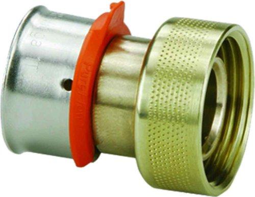 Viega 86171 PureFlow PEX Press Supply Adapter with 1-1/4-...