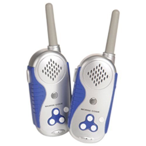 CP Toys AT&T Long Range Walkie Talkies / 2 pc. Set