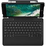 Logicool ロジクール 10.5インチ iPad Pro用 Slim Combo バックライトキーボード付ケース ブラック iK1092BKA Smart Connector テクノロジー搭載