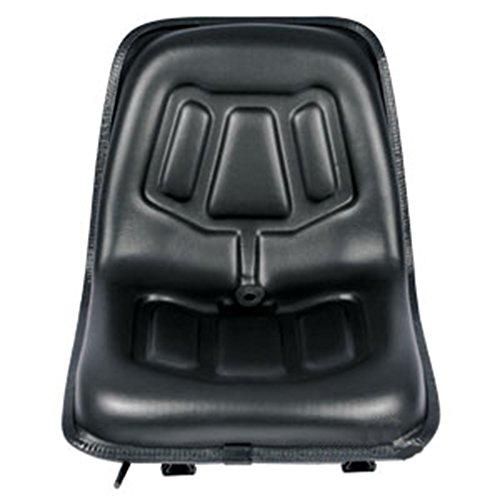 LAWN & GARDEN TRACTOR SEAT W/SLIDE TRACK