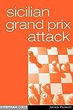 Sicilian Grand Prix Attack (everyman Chess)-James Plaskett