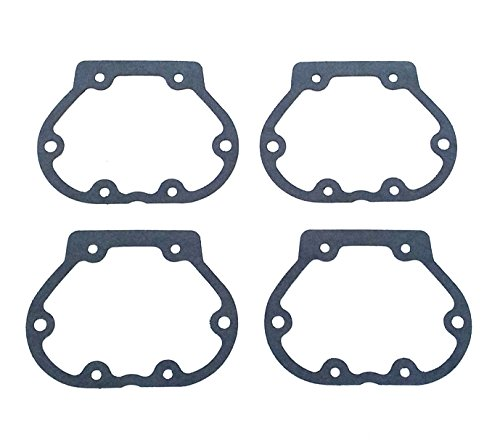 M-g 36189-4 Transmission Side Cover Gasket for Harley Davidson 5 Speed 4 Pack