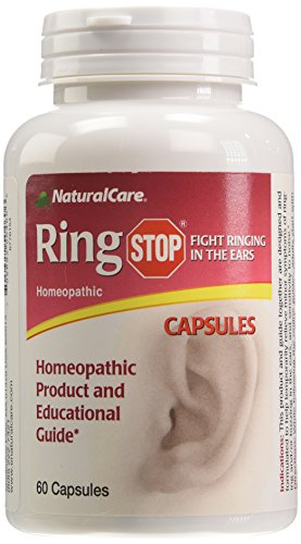 Count Formula 60 Capsules Bottle (NaturalCare RingStop for Ringing and/or Buzzing in Ears, Capsules, 60-Count Bottle)