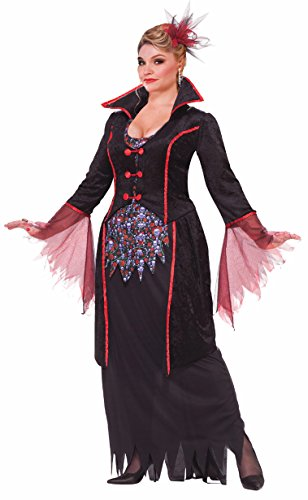 Baroness Lady Von Blood Adult Halloween Costume Size X-Large (XL)