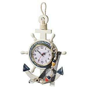 41QgBTU8pTL._SS300_ Best Anchor Clocks