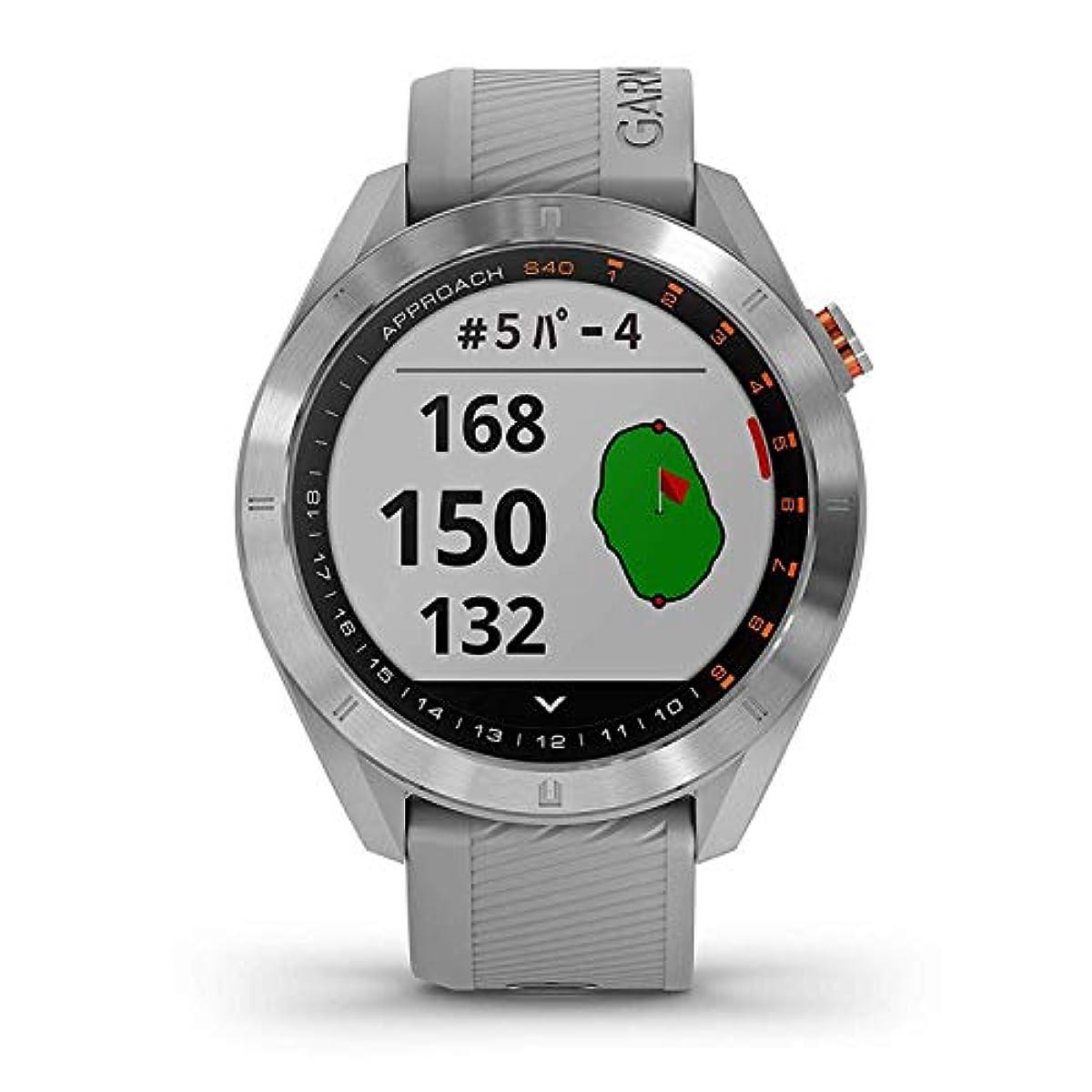 [해외] 가민 골프 네비 GPS APPROACH S40 【일본 정규품】