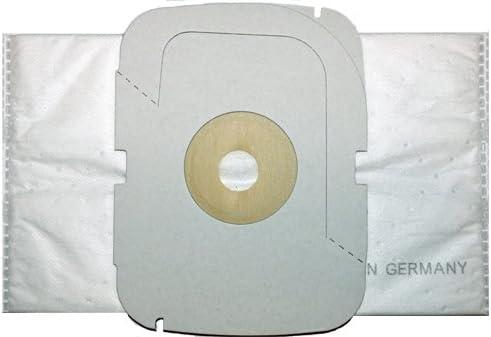 8 bolsas de aspiradora de microfieltro para Electrolux Intelligence, Lux Intelligence, AP11, 111000150, Lux S 115: Amazon.es: Hogar