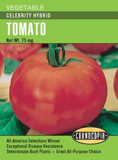Tomato Celebrity Hybrid Seeds