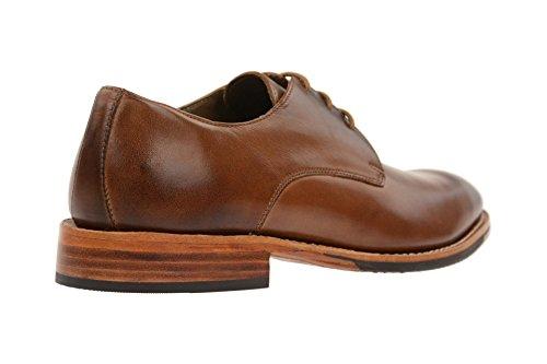 Gordon & Bros - Zapatos de cordones de Piel para hombre marrón
