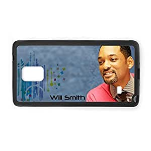 With Will Smith For Samsung Note4 Silica Quilted Back Phone Covers For Kid Choose Design 1