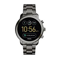 Fossil Q Gen 3 Smartwatch - Smoke Explor...