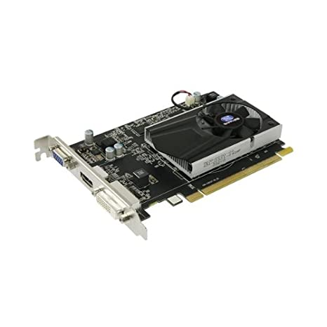Sapphire Radeon R7 240 1GB - Tarjeta gráfica (1 GB, DDR3-SDRAM, 64 Bit, HDMI, VGA)