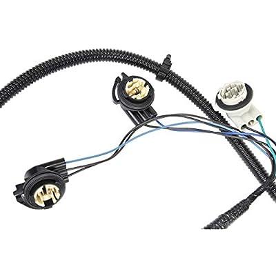ACDelco 16531402 GM Original Equipment Passenger Side Tail Light Wiring Harness: Automotive