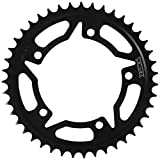 Vortex 527S-43 Black 43-Tooth 530-Pitch Steel Rear Sprocket