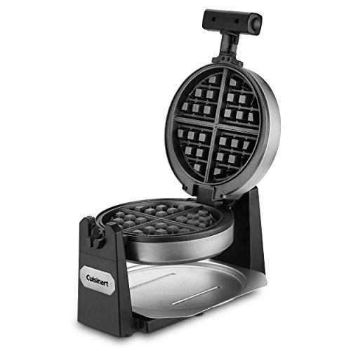 Big Save! Cuisinart WAF-F10 Belgian Waffle Maker, Stainless Steel