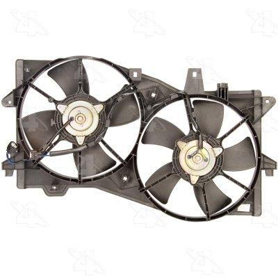Four Seasons 75613 Radiator Fan Motor Assembly
