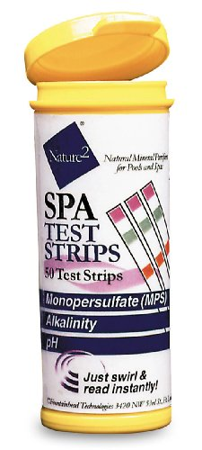 3 Water Test Way Strips (Nature2 W29300 Spa Test Strips, 50 Count (84235))