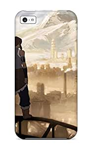 Durable Protector Case Cover With Legend Of Korra Hot Design For Iphone 5c hjbrhga1544