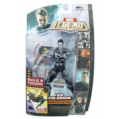 Marvel Legends Series 3 > X-3 Colossus (Silver) Action Figure [Toy]