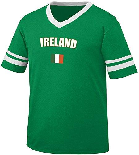 Ireland Ringer T-shirt - 3